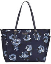 Kate Spade Watson Lane Betheny Rose-Print Baby Bag