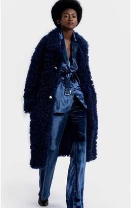 Sies Marjan Ripley Shearling Coat