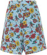 Glamorous **Floral Printed Shorts