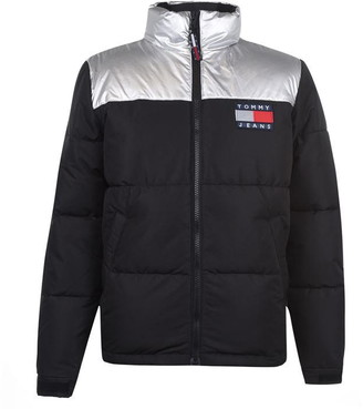 Tommy Jeans Metallic Padded Jacket