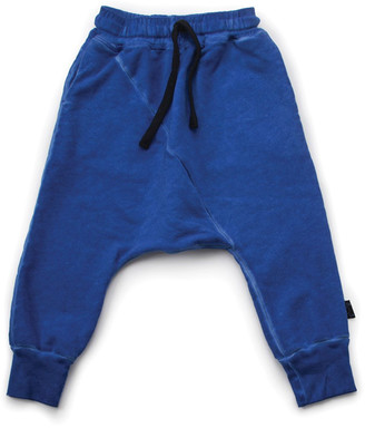 Nununu Diagonal Baggy Pants