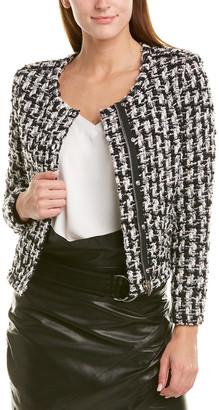 IRO Gonnaspe Wool-Blend Jacket