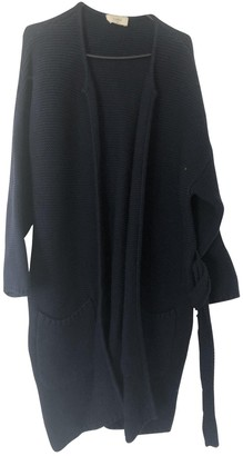 BA&SH Bash Navy Cotton Knitwear for Women