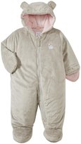 Carter's Pramsuit (Baby) - Grey-6-9 Months