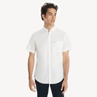 Tommy Hilfiger Custom Fit Essential Cotton Shirt