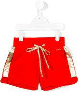 Simonetta side stripe shorts