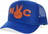 Tiny Whales NYC Trucker Hat