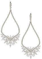 Nadri Faerie Cubic Zirconia Drop Earrings