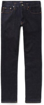 Polo Ralph Lauren Sullivan Slim-Fit Selvedge Denim Jeans - Men - Blue