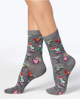 Charter Club Women's Beverage Socks, Created for Macy's