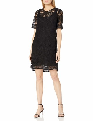 BCBGeneration Women's Loose Fit Dress
