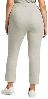 Joan Vass, Plus Size Vented Ankle Pants