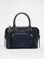DKNY Calf Hair Small Satchel