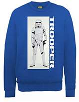 Star Wars Boys Storm Trooper Sweatshirt