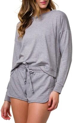 Onzie High/Low Sweatshirt