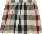 Burberry Kayly cotton skirt 4-14 years