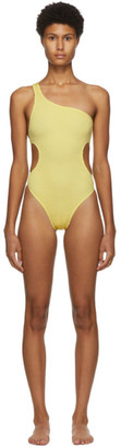 BOUND by Bond-Eye Yellow The Milan One-Piece Swimsuit