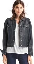 Gap Icon leather jacket