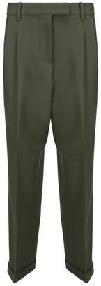 Marni Pleated High Waisted Pants