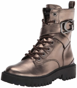 GUESS Women's Orana Combat Boot
