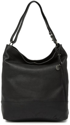 Lucky Brand Lina Leather Bucket Shoulder Bag