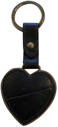 Mulberry Black Leather Bag charms