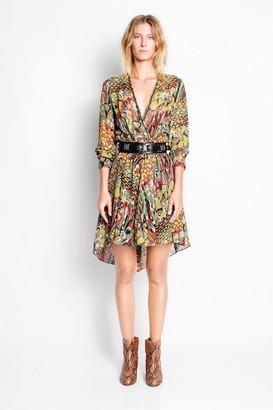 Zadig & Voltaire Roumi Deluxe Dress