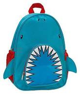 "Rockland 12.5"" Junior My First Backpack - Shark"