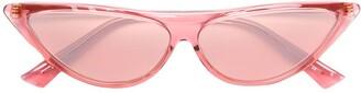Christian Roth Rina cat eye sunglasses
