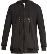 Damir Doma William Zip-through Hooded Cotton Sweatshirt