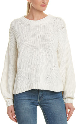 Splendid Cable-Knit Sweater