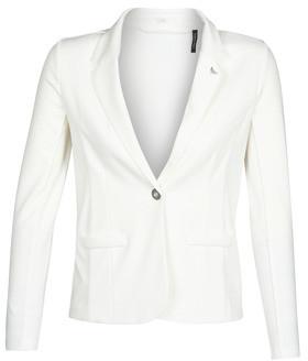Les Petites Bombes V1101 women's Jacket in White