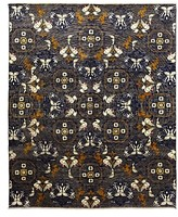 Bloomingdale's Abstract 188961 Area Rug, 8'1 x 10'1