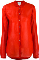 Forte Forte classic shirt - women - Silk/Cotton - 1