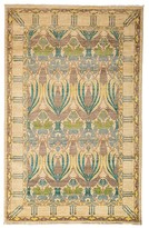 "Bloomingdale's Morris Collection Oriental Rug, 4'10"" x 7'10"""