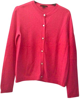 Louis Vuitton Pink Wool Jacket for Women