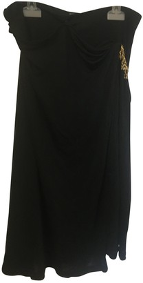 Gianni Versace Black Skirt for Women Vintage