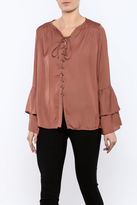 Do & Be Amber Waves Blouse