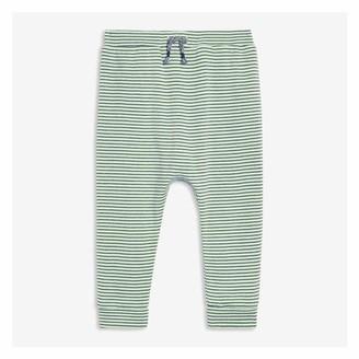 Joe Fresh Baby Boys' Stripe Harem Pants, Powder Blue (Size 3-6)