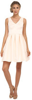 Jessica Simpson Taffeta Fit & Flare Dress