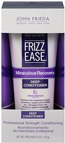 John Frieda Frizz Ease Miraculous Recovery Deep Conditioner, 6 Fluid Ounce