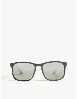 Ray-Ban RB4264 Chromance square-frame sunglasses