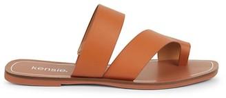 Kensie Nica Toe-Loop Sandals
