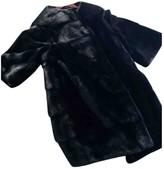 American Vintage Black Mink Jacket for Women