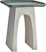 L'OBJET Tulum Ceramic Side Table