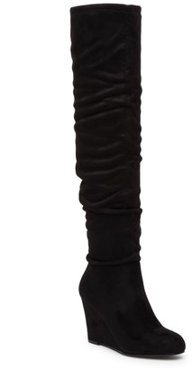 Chinese Laundry Uma Over-the-Knee Boot