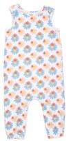 Margherita Infant Girl's Floral Print Romper