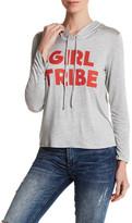 Hip Girl Tribe Hooded Shirt