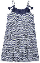 Arizona Sleeveless Skater Dress - Preschool Girls