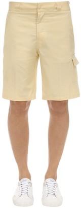 Salvatore Ferragamo Cotton Shorts